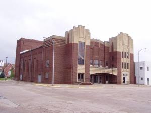 Superior Auditorium addition and renovation